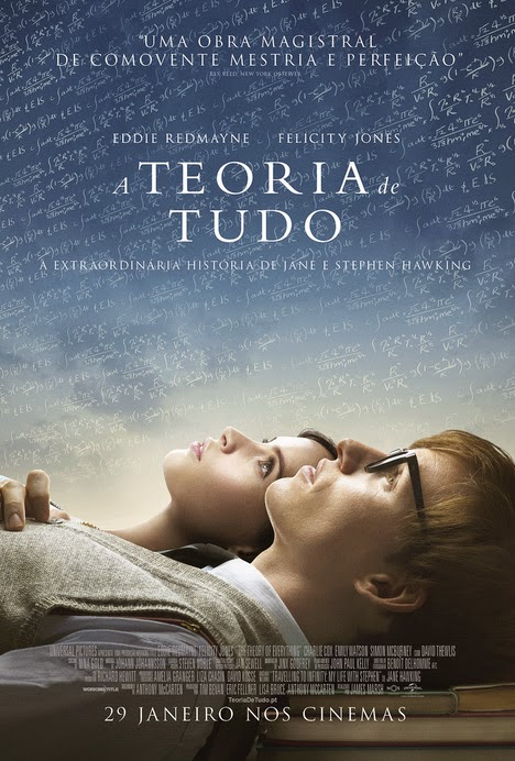 Crítica - The Theory of Everything (2014)
