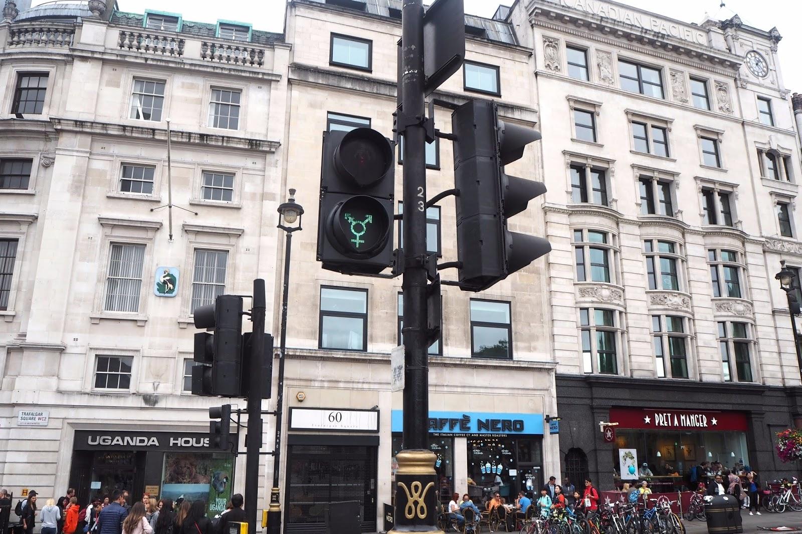 Universal traffic light