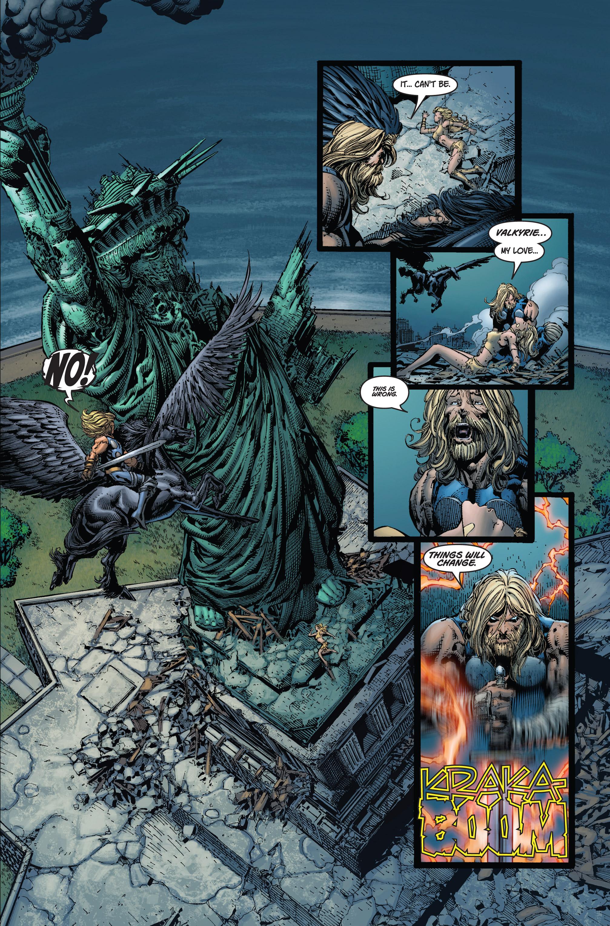 Read online Ultimatum comic -  Issue #2 - 16