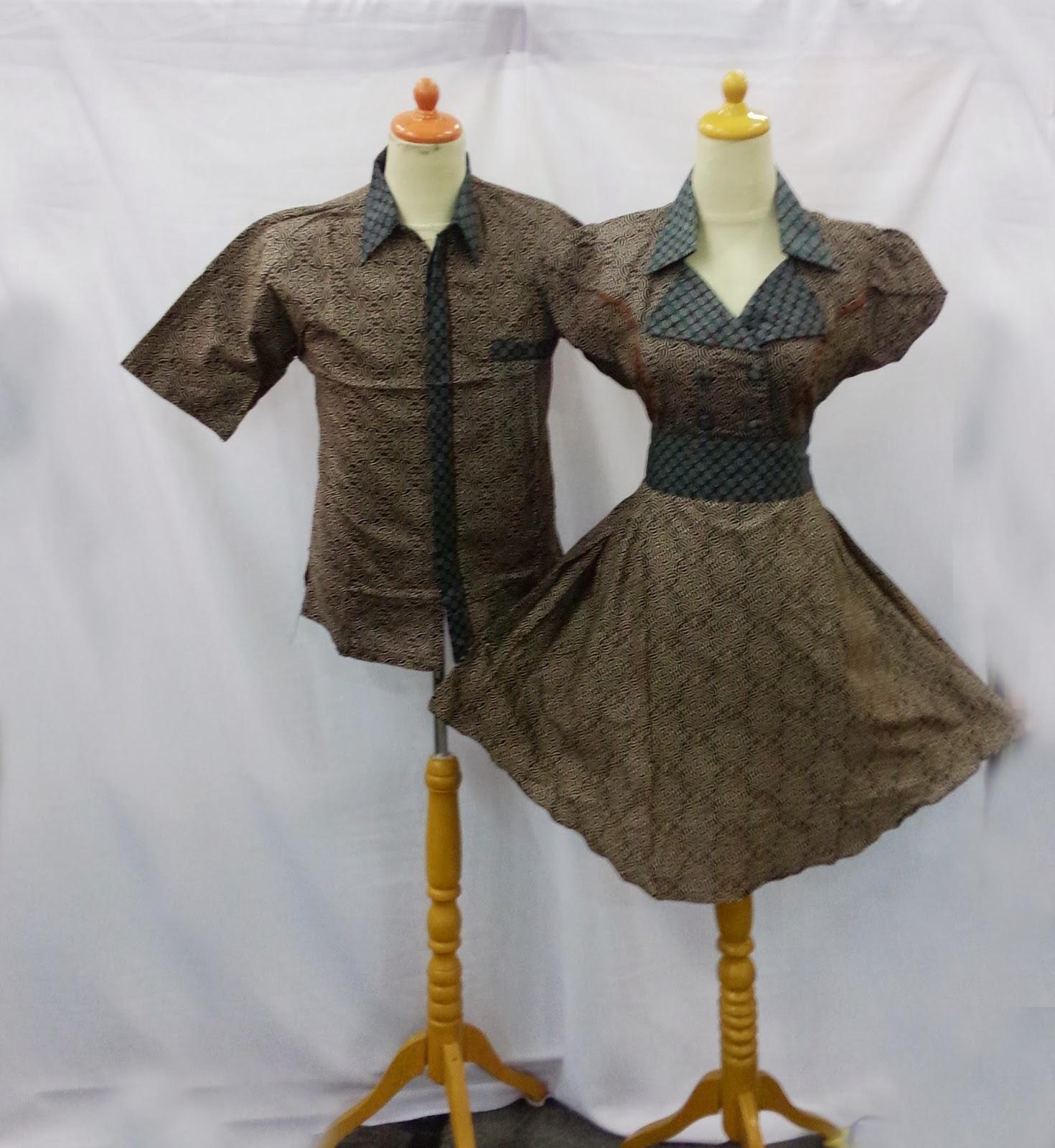 Batik Grosir Waroeng Opera Indonesian Craft  Batik Pasangan Murah Modern 6eeccdf2da