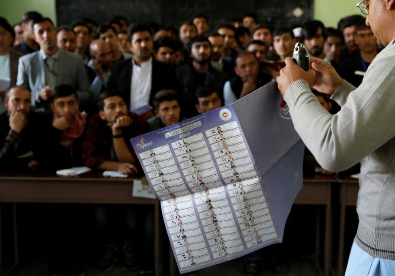 Afghanistan's Elections : All you need to know - World Affairs