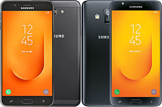 Samsung Galaxy J7 Prime 2 vs J7 Duo