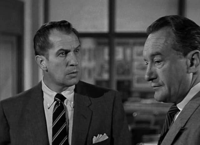 Matar Y Morir Por La Misma Sonrisa: Cinemelodic: Crítica: MIENTRAS NUEVA YORK DUERME (1956
