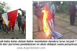Tren Baru, Main Bakar Bendera
