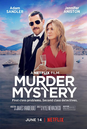 Murder Mystery (Web-DL 720p Dual Latino / Ingles) (2019)