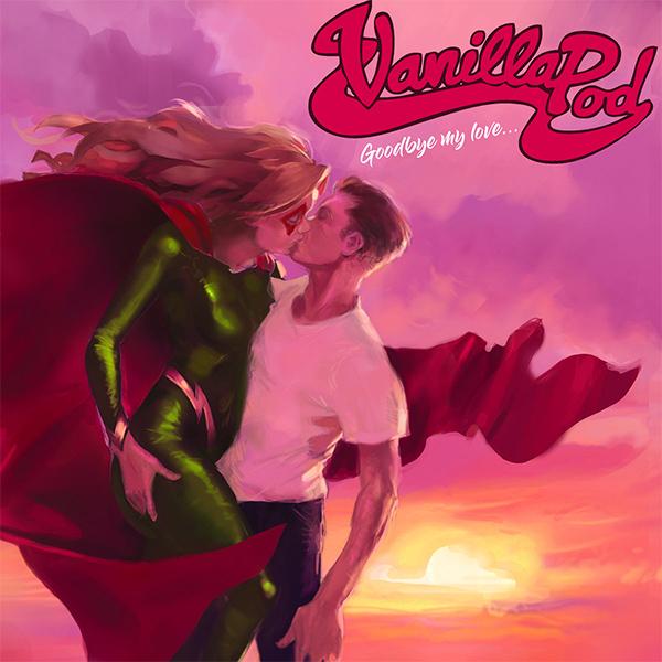 """Vanilla Pod stream new EP """"Goodbye My Love"""""""