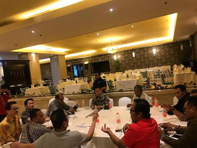 Mandagi Nahkodai Dewan Pers Indonesia di Tengah Ancaman dan Peluang
