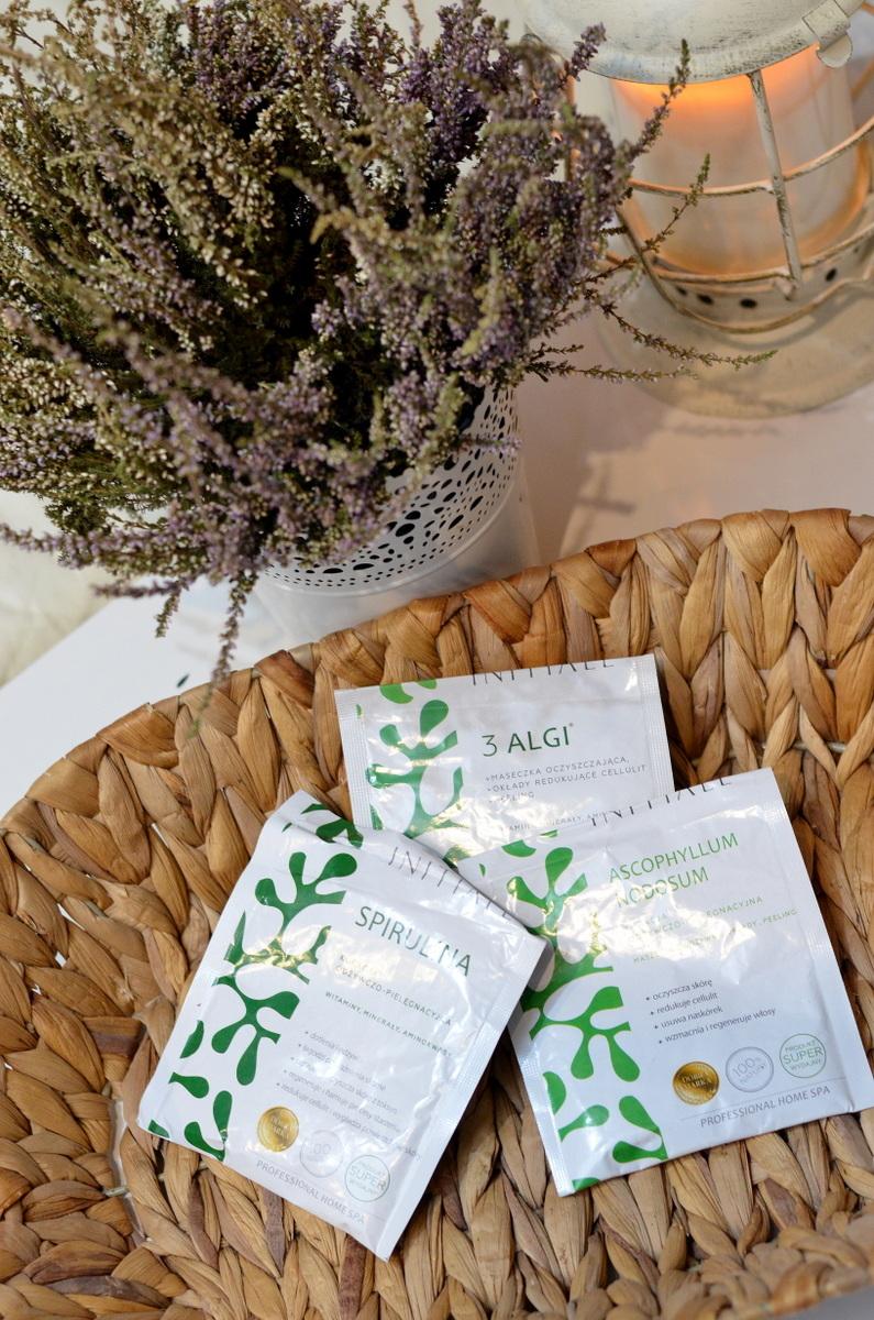 Algi w kosmetykach