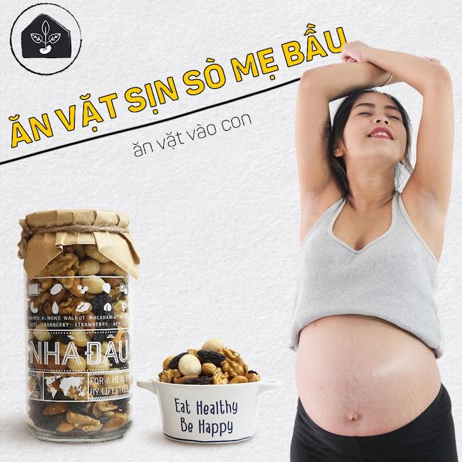 Gợi ý Mẹ Bầu 5 tháng thực đơn bữa phụ giúp tăng cường dinh dưỡng