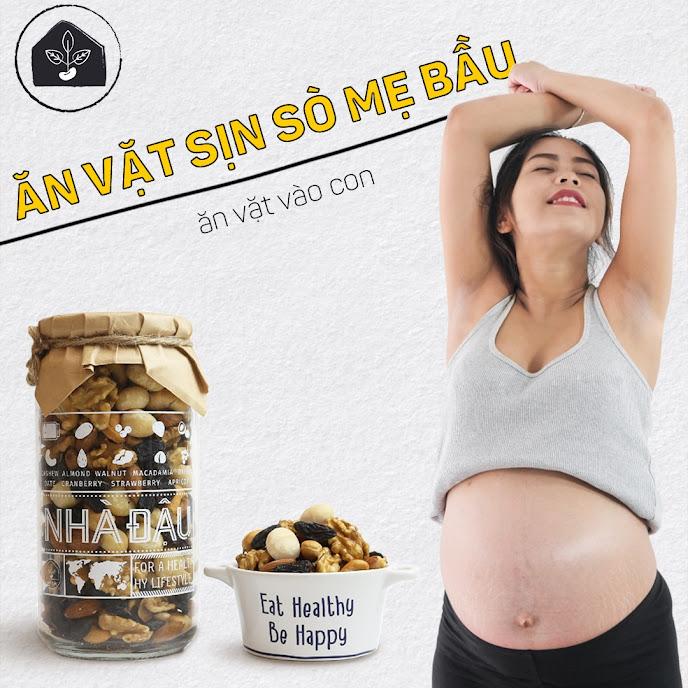 [A36] Mẹ Bầu mới mang thai nên ăn gì để bổ sung dinh dưỡng?