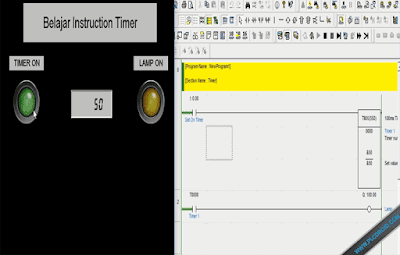 Timer_PLC_CX Designer