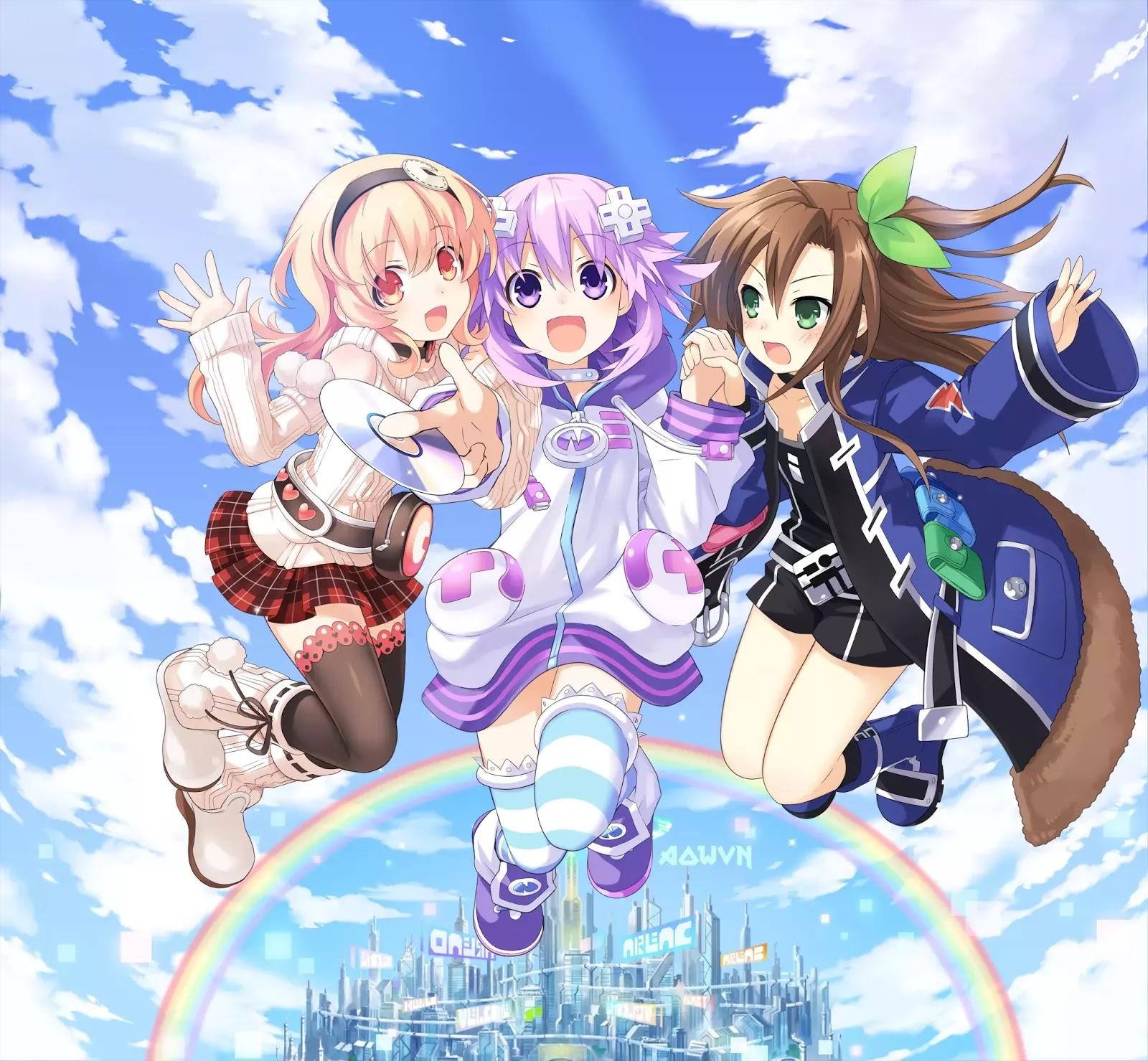 AowVN.org min%2B%25283%2529 - [ Hình Nền ] Game Hyperdimension Neptunia cực đẹp | Anime Wallpapers