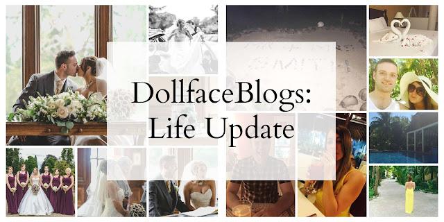 DollfaceBlog life update August 2015