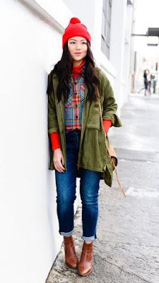 Fotos de outfits de invierno