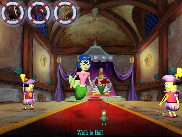 Play Spongebob Saw Game - Inkagames.com