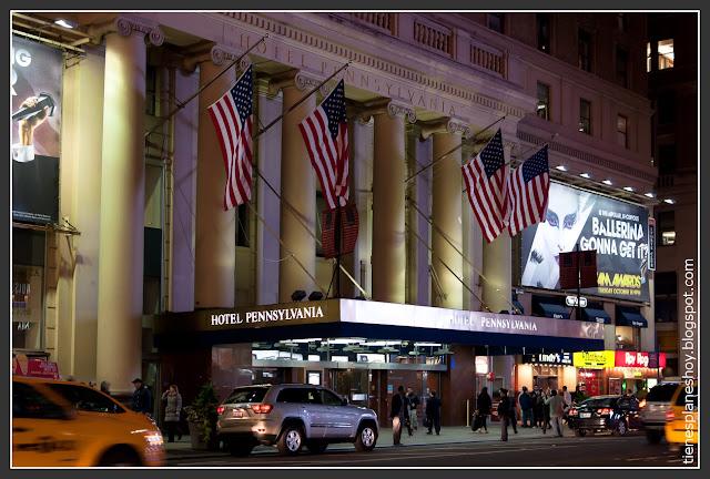 Hotel Pennsylvania (Nueva York)