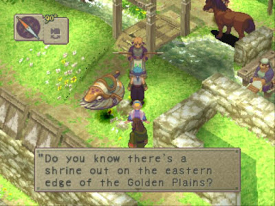 Breath of Fire 4