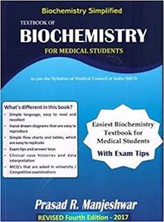Biochemistry Simplified Textbook of Biochemistry by Prasad 4th Edition pdf free download