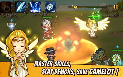 pocket heroes Mod Apk latest version