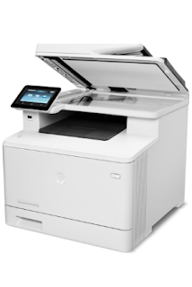 HP LaserJet Pro MFP M477fdw Printer Installer Driver [Wireless Setup]