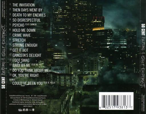 Discography Check: 50 Cent - DefineARevolution com