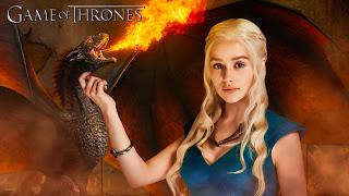 Daenerys Dragon Game of Thrones
