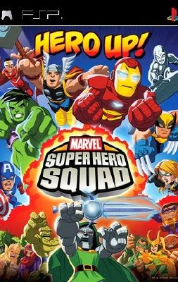 Marvel super hero squad psp iso