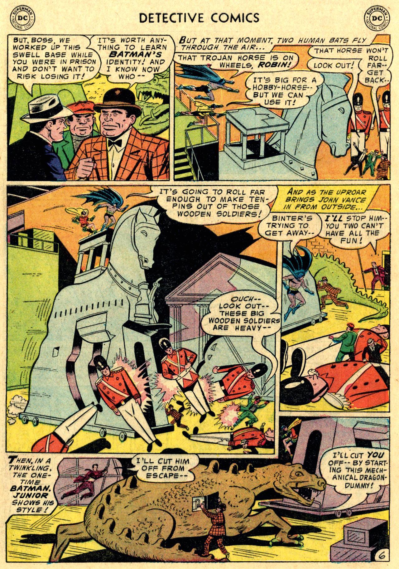 Detective Comics (1937) 231 Page 7