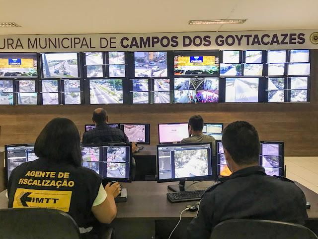Centro Integrado de Segurança Pública é inaugurado em Campos