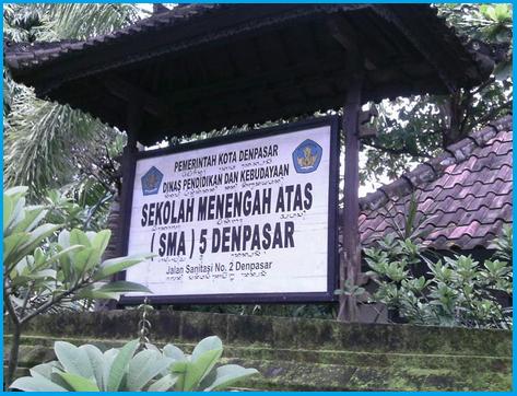 Info melajah sekolah teerbaik di Denpasar