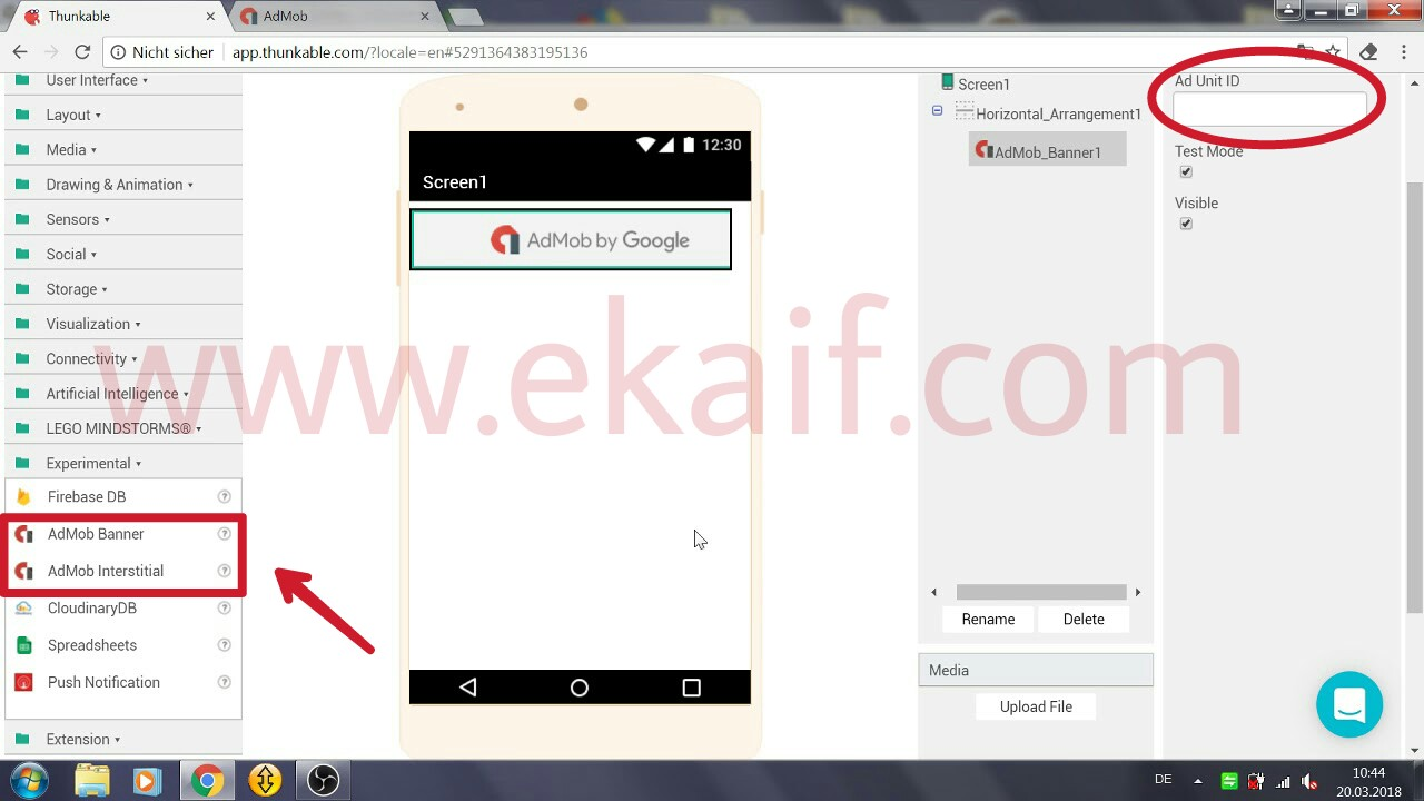 How to upload android app on play store for free?