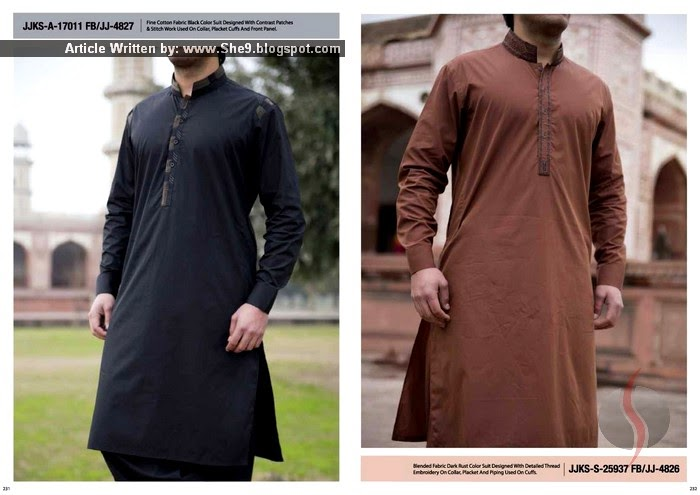 Junaid Jamshed Spring-Summer Men Collection 2015