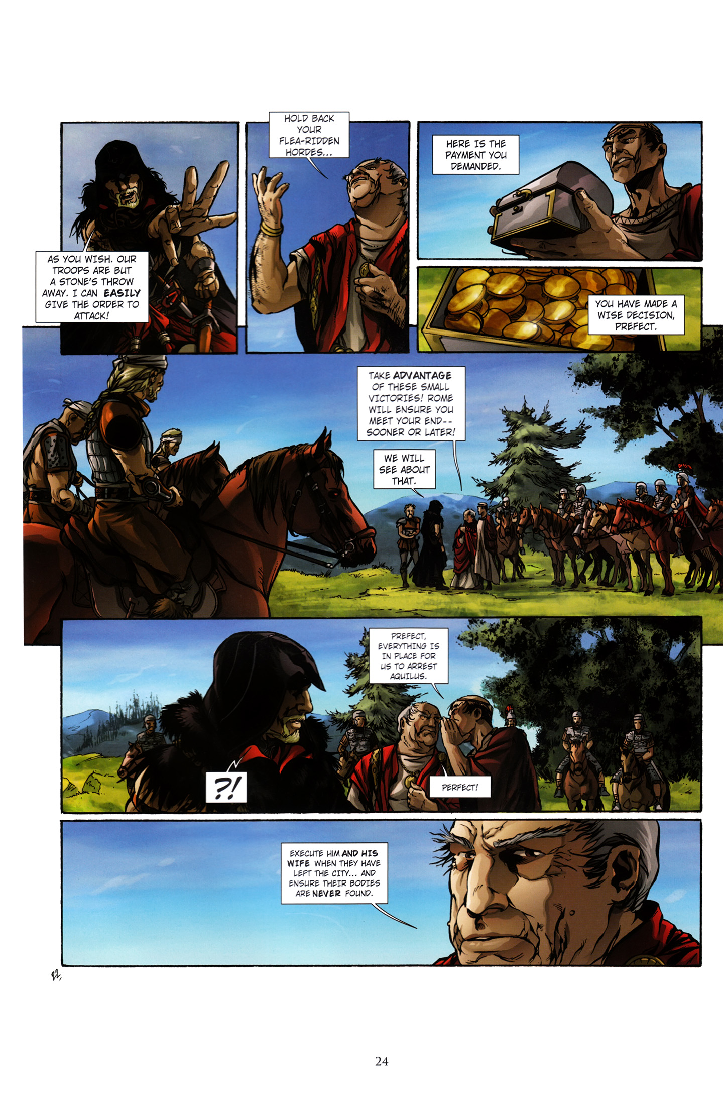 Read online Assassin's Creed (2012) comic -  Issue #3 - 28