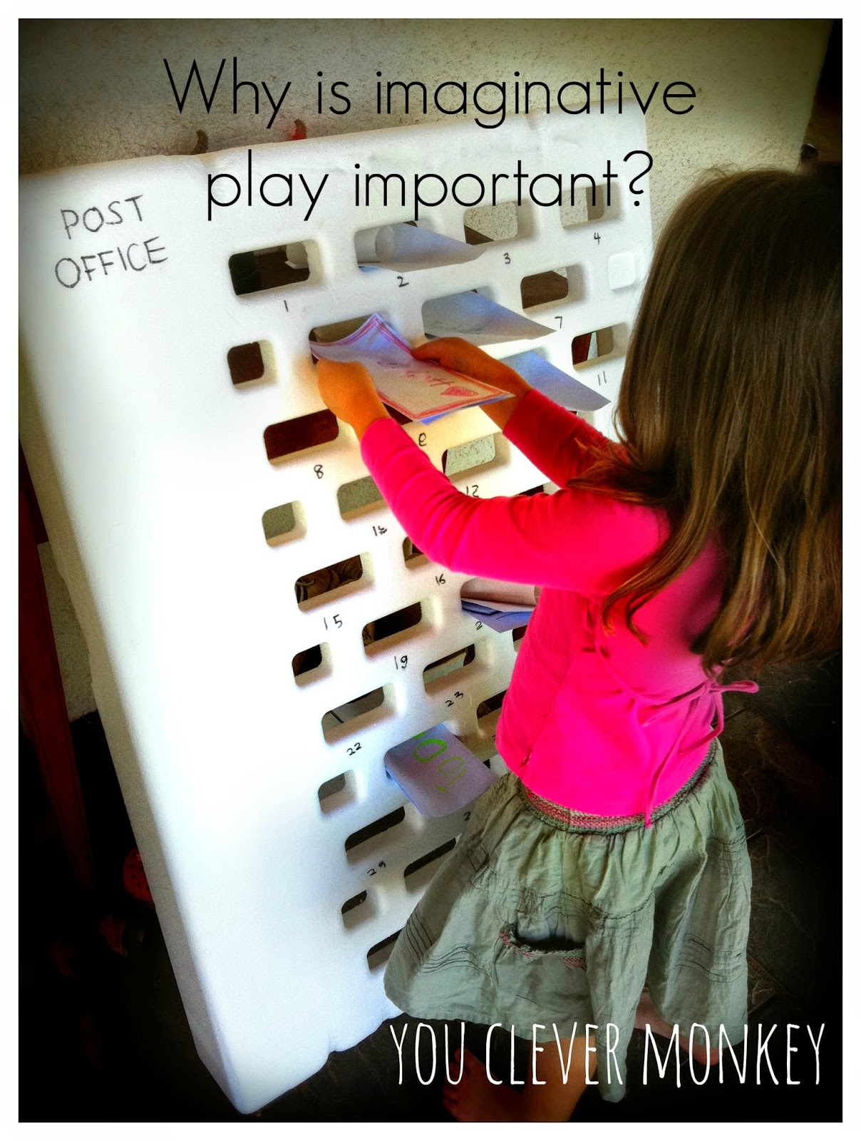 Why is imaginative play important in early childhood? Exploring why pretend play is important in childhood using research based evidence | you clever monkey