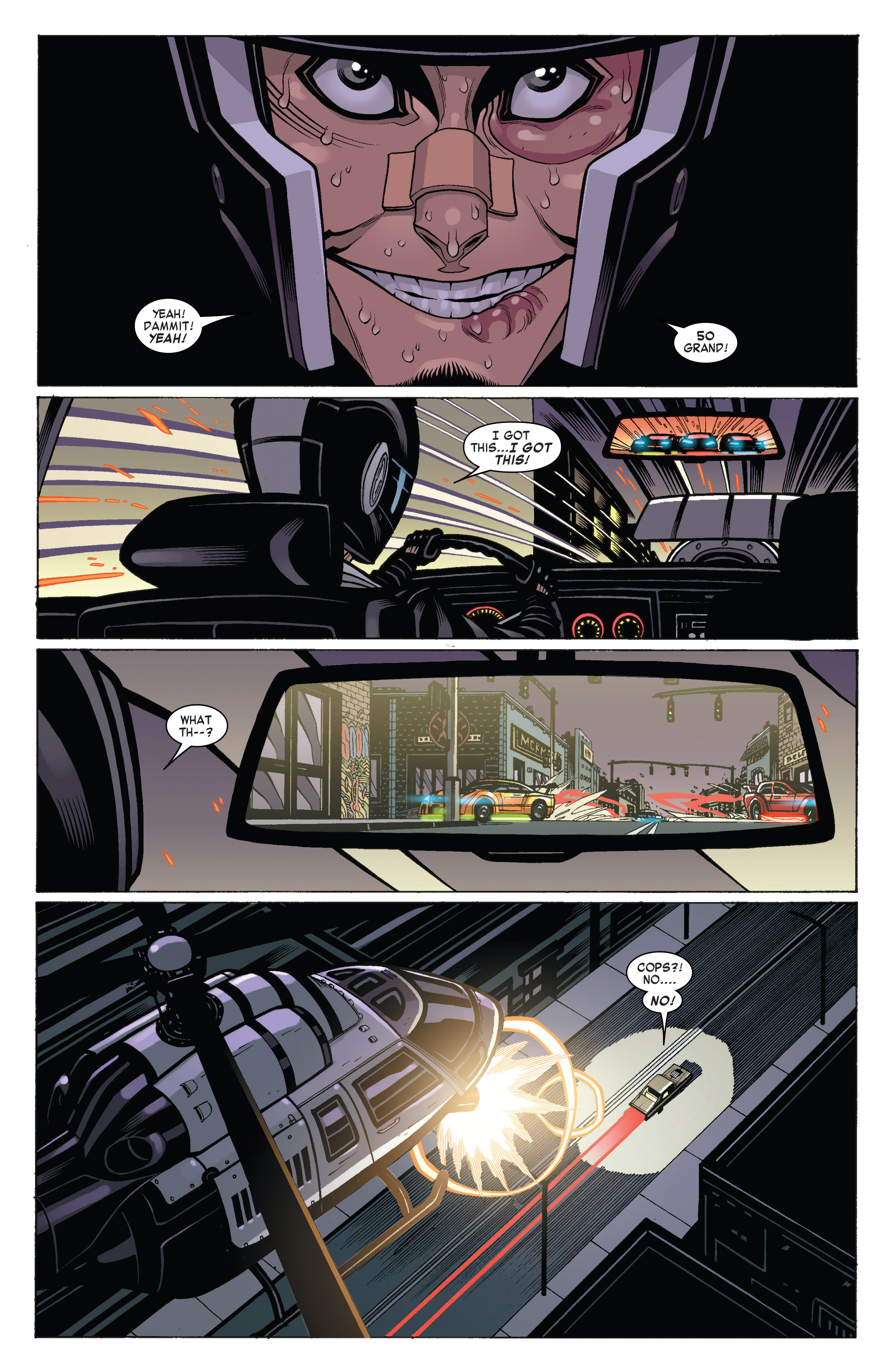 Read online All-New Ghost Rider comic -  Issue #1 - 15