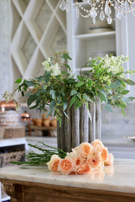 20 Minute Decorating Easy Elegant Flower Arrangement French