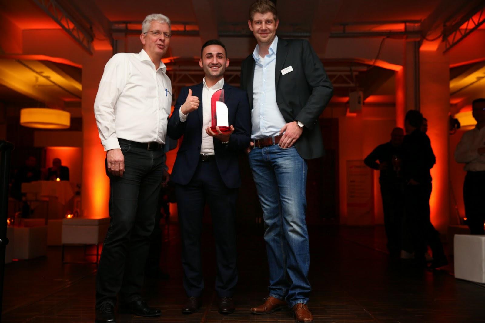 Die Ausgezeichneten: DataCore Awards für Channel Partner
