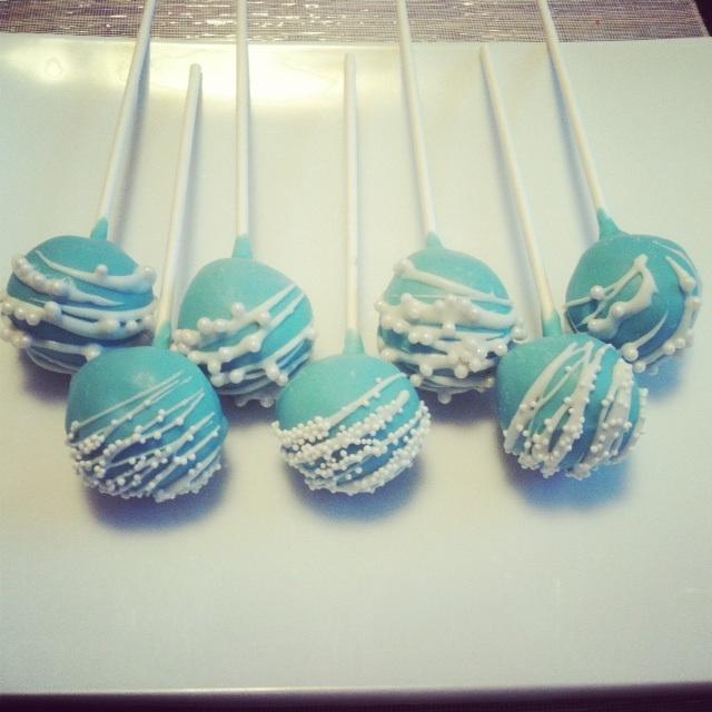 Amy's Cake Pop Shop!: --Basic Cake Pops