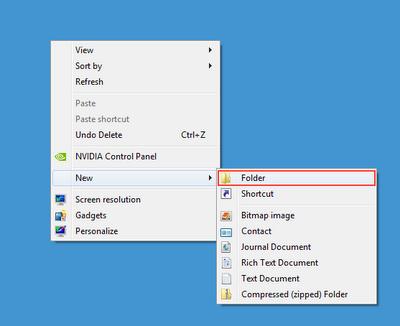 Hidden Icons in Windows!