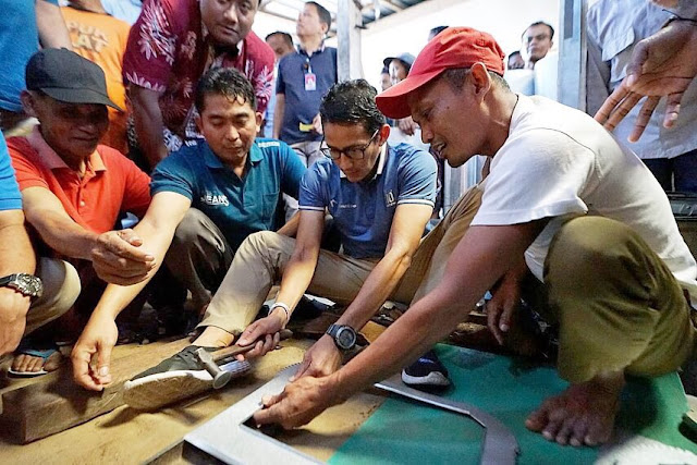 Sandiaga: Insha Allah, 2019 Keadilan Hadir Untuk Seluruh Rakyat Indonesia