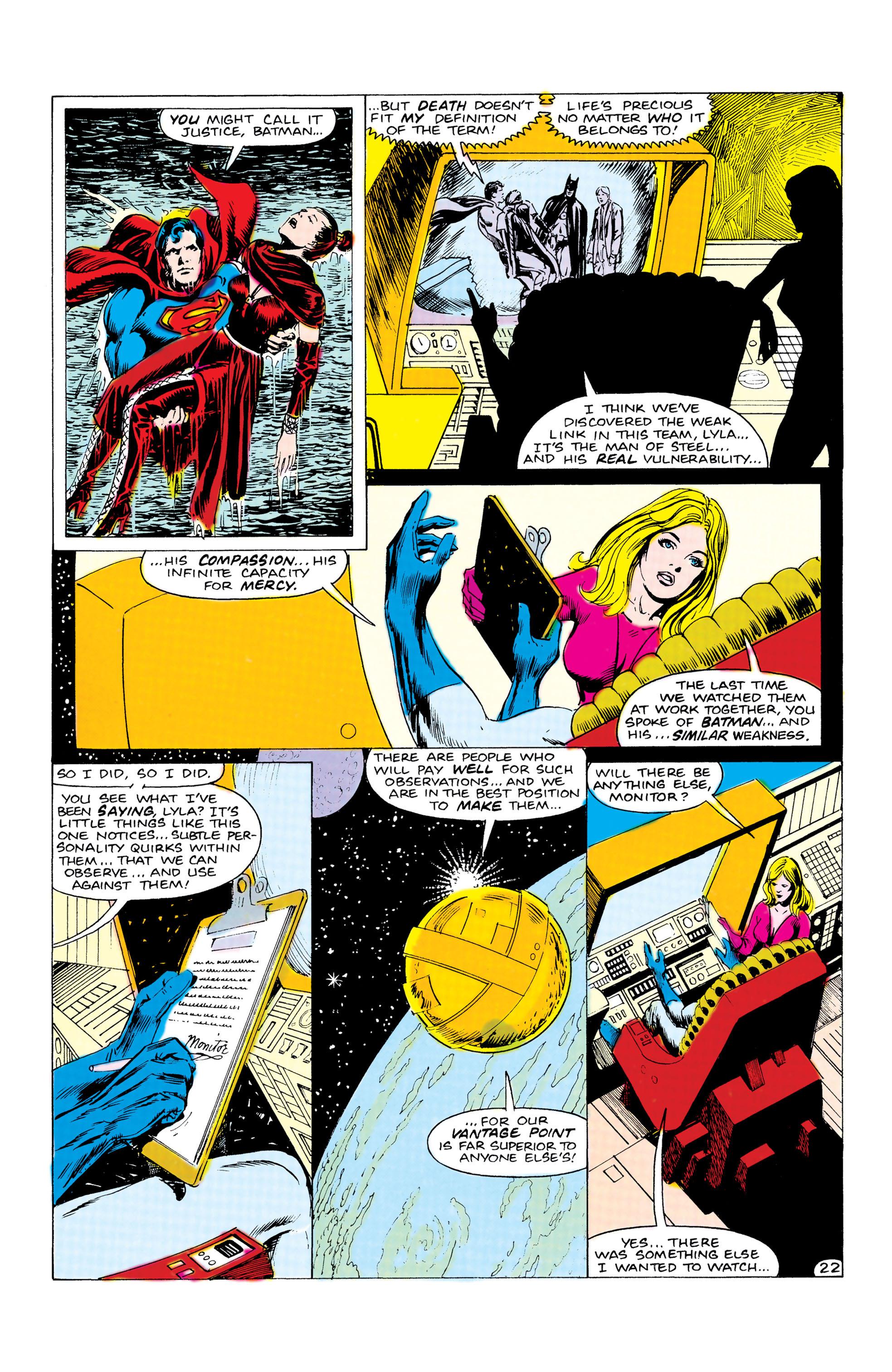 Read online World's Finest Comics comic -  Issue #314 - 23