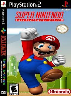 3000 Jogos de Super Nintendo para PS2 2012