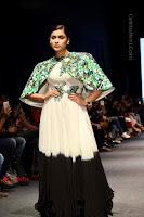Actress Mannara Chopra Ramp Show in Fashion Dress at Delhi  0011.jpg