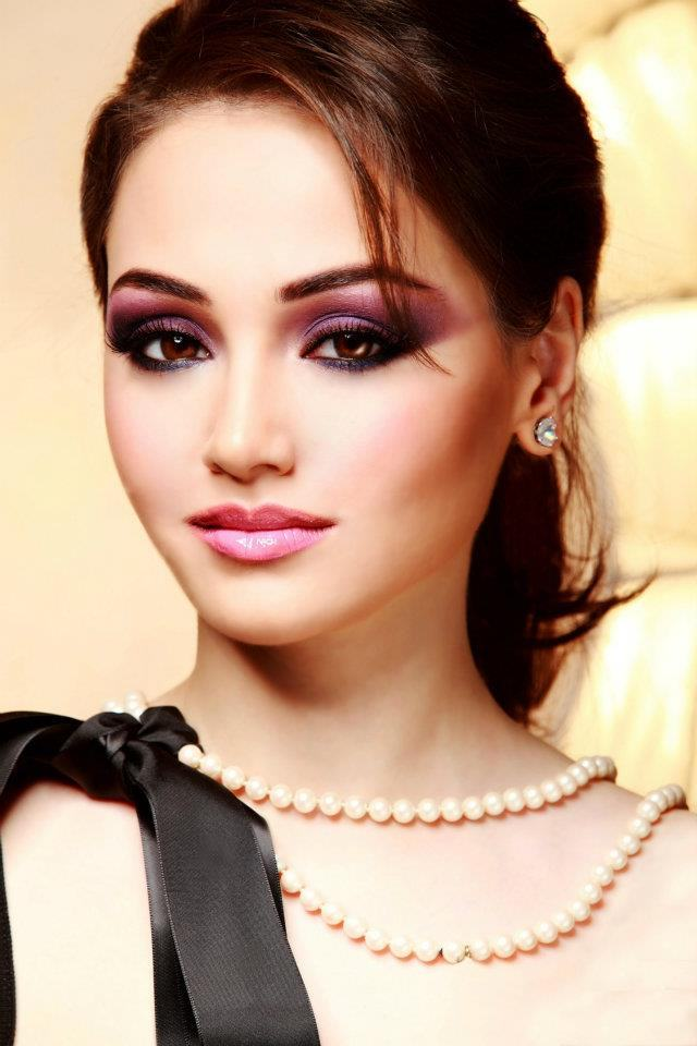 Eye Make-up Ideas for Young Girls