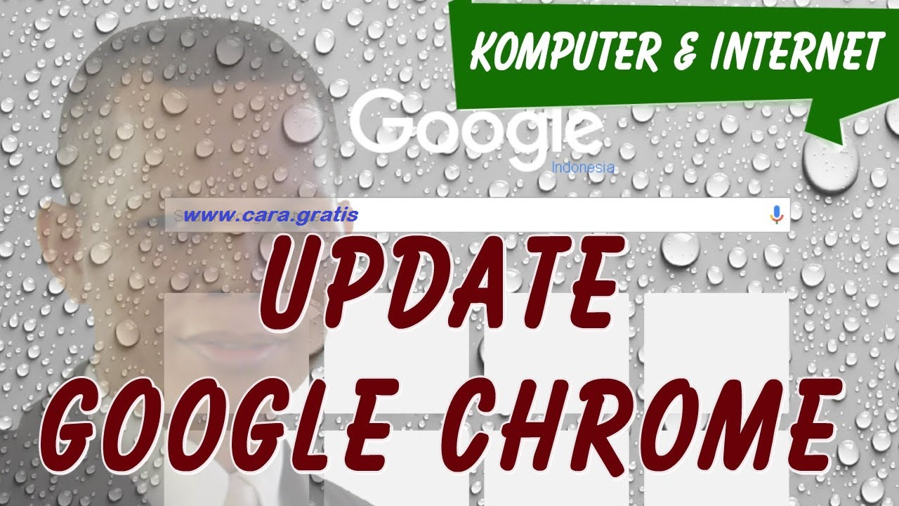 cara update chrome