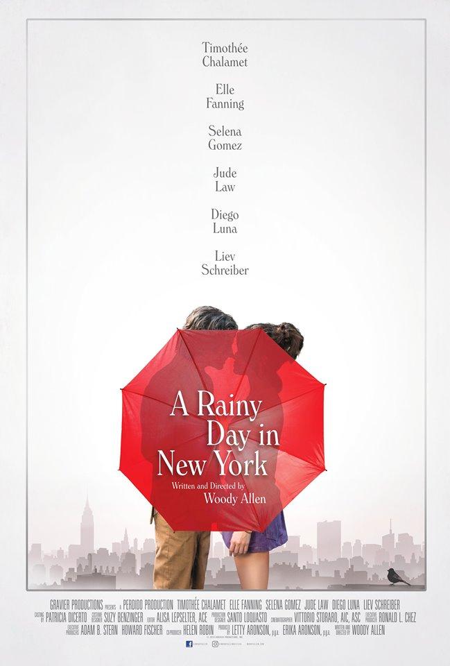 Chuyện Ngày Mưa Ở New York