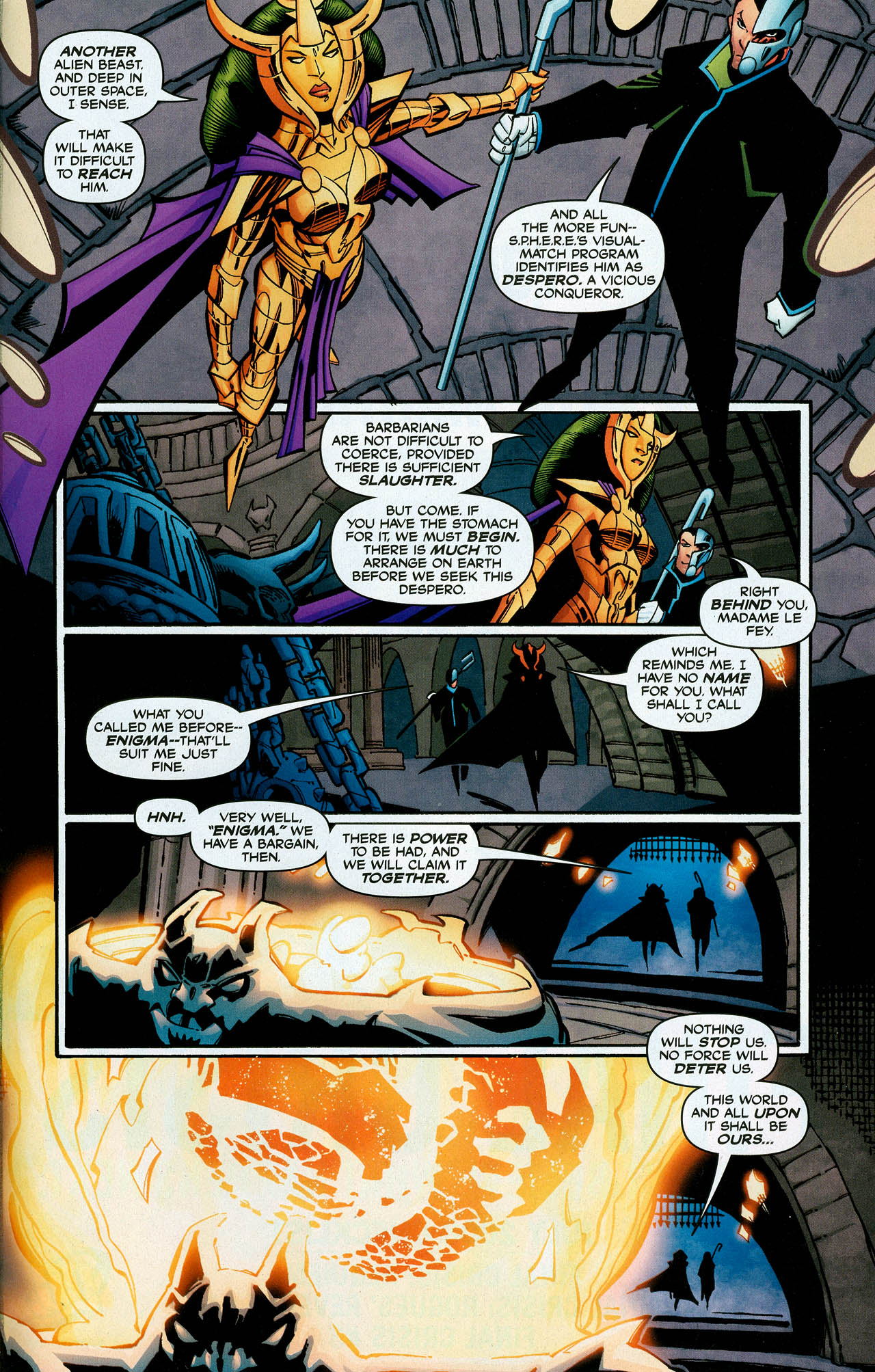 Read online Trinity (2008) comic -  Issue #1 - 36