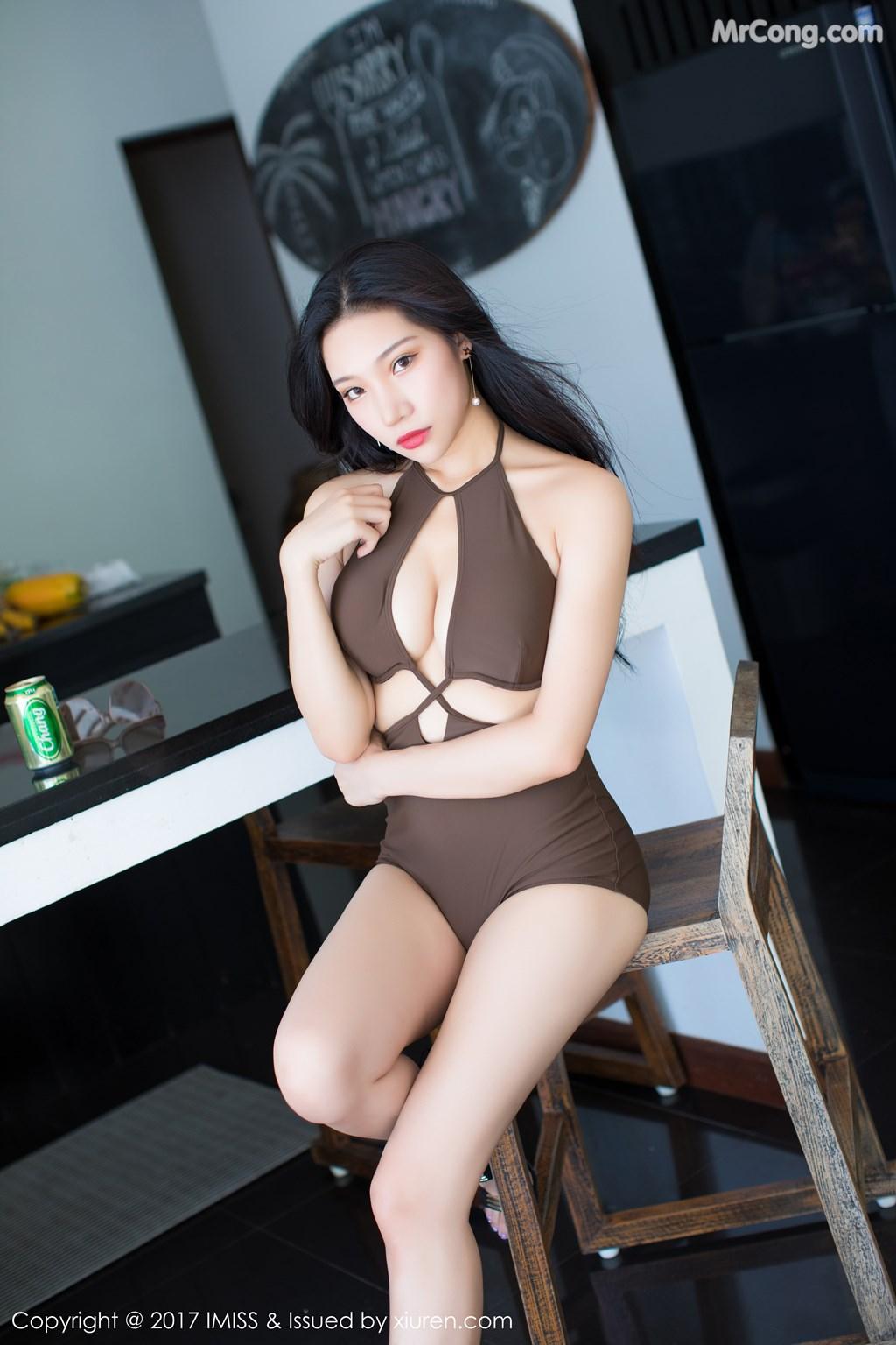 Image IMISS-Vol.202-Xiao-Hu-Li-Sica-MrCong.com-005 in post IMISS Vol.202: Người mẫu Xiao Hu Li (小狐狸Sica) (67 ảnh)