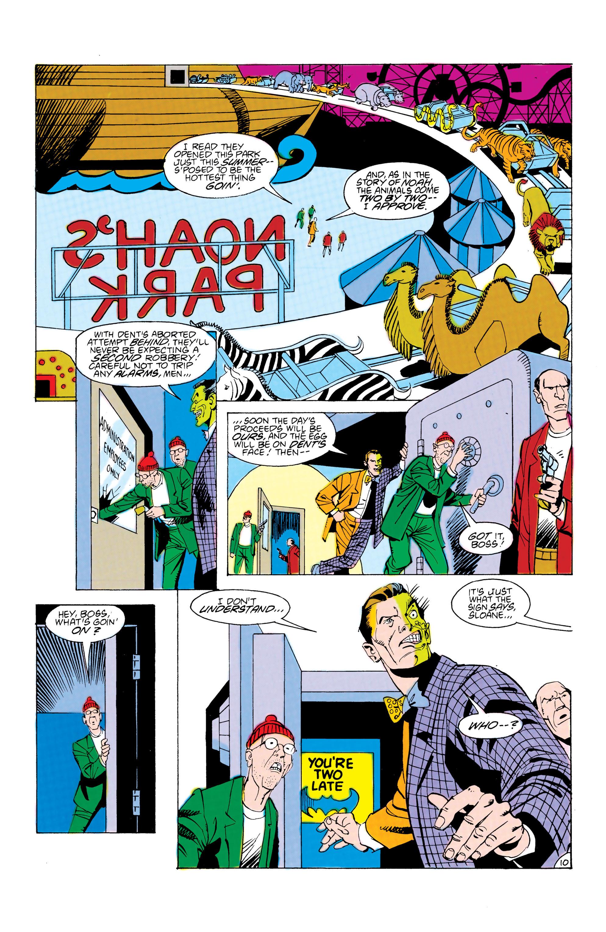 Detective Comics (1937) 581 Page 10