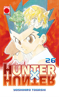 HUNTER X HUNTER 26  Manga de YOSHIHIRO TOGASHI hunter x hunter en la wikipedia